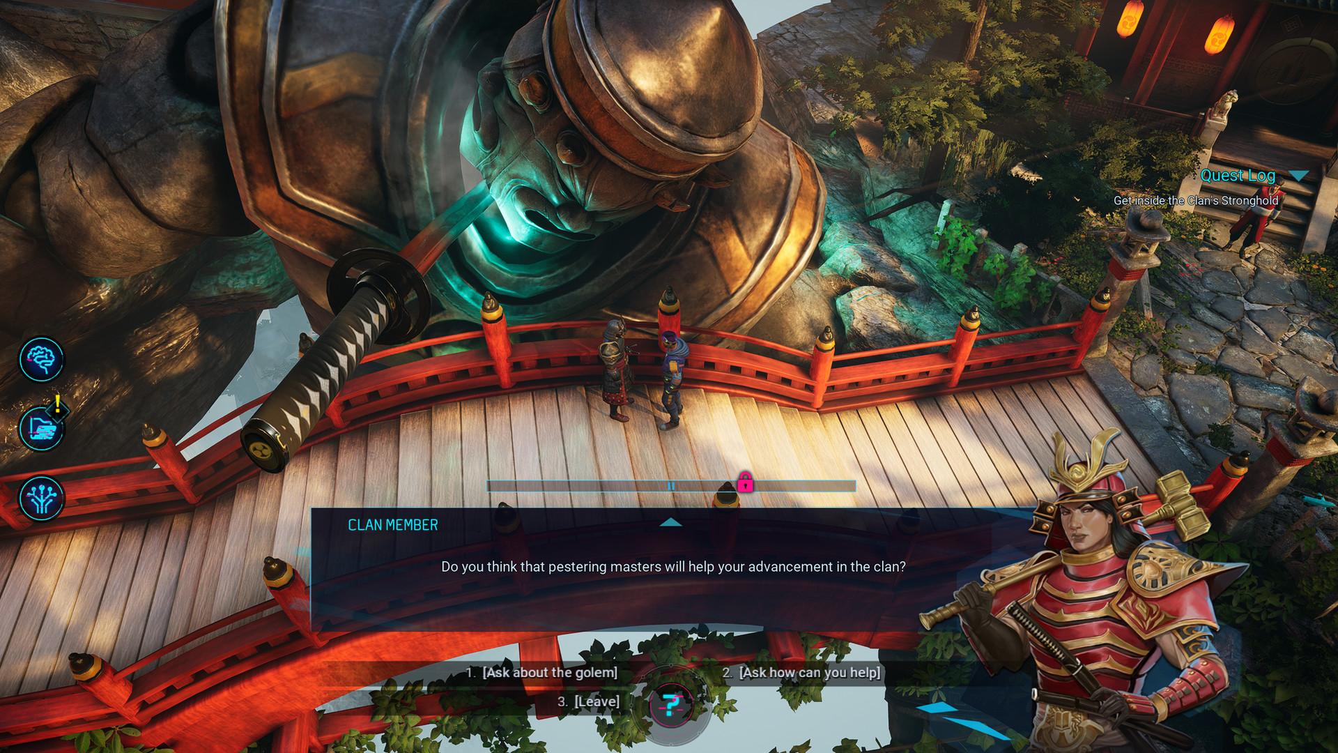 Gamedec screenshot 2