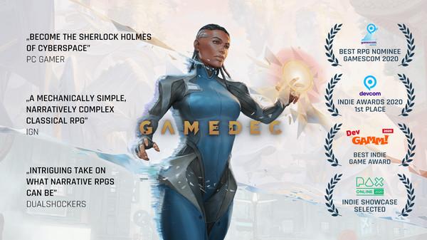Скриншот №9 к Gamedec