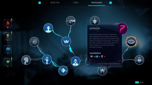 Скриншот №6 к Gamedec