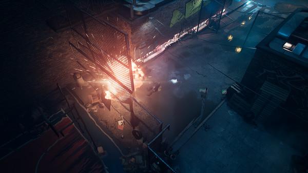 Скриншот №14 к Gamedec