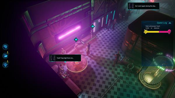 Скриншот №12 к Gamedec