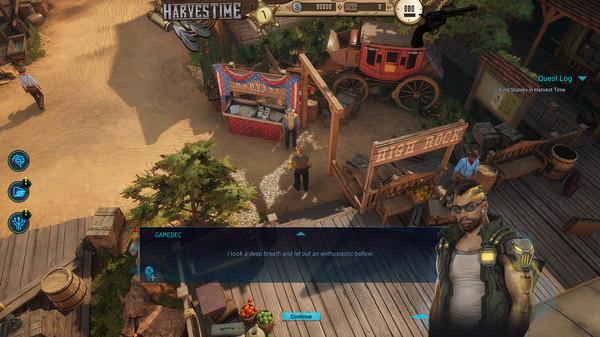Скриншот №13 к Gamedec