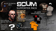 SCUM Supporter Pack (DLC)