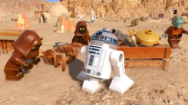 Скриншот №6 к LEGO® Звездные Войны™ Скайуокер. Сага