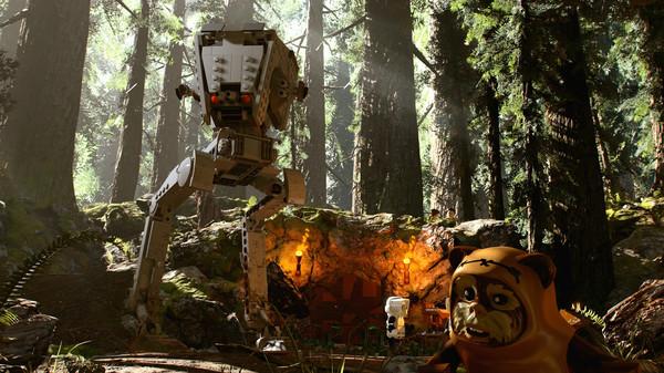 Скриншот №7 к LEGO® Звездные Войны™ Скайуокер. Сага