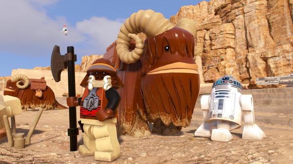 Скриншот №5 к LEGO® Звездные Войны™ Скайуокер. Сага