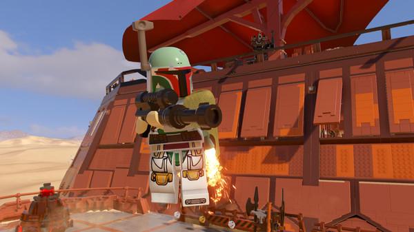 Скриншот №3 к LEGO® Звездные Войны™ Скайуокер. Сага