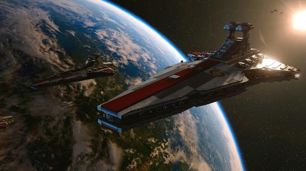 Скриншот №2 к LEGO® Звездные Войны™ Скайуокер. Сага