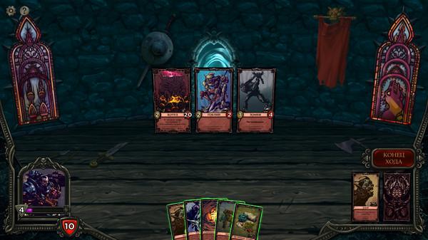 Скриншот №4 к Fate Hunters