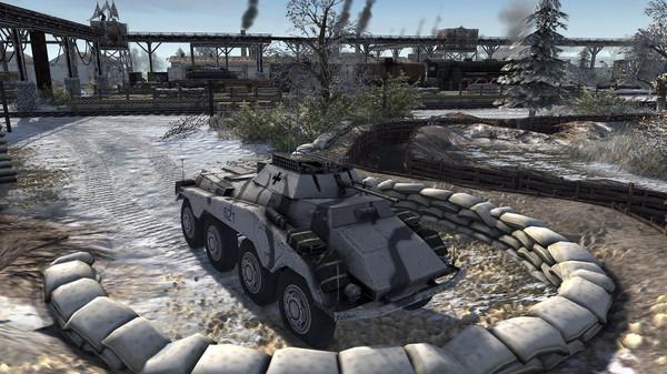 Скриншот №6 к Men of War Assault Squad 2 - Ostfront Veteranen