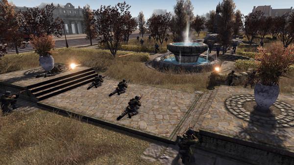 Скриншот №9 к Men of War Assault Squad 2 - Ostfront Veteranen