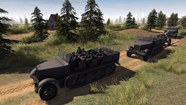 Скриншот №13 к Men of War Assault Squad 2 - Ostfront Veteranen