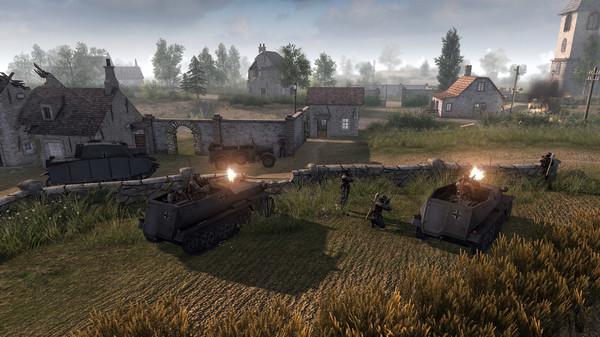 Скриншот №14 к Men of War Assault Squad 2 - Ostfront Veteranen