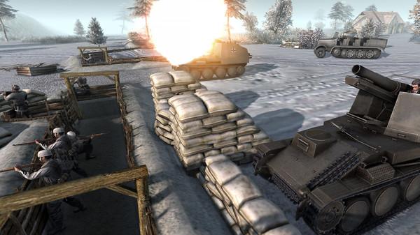 Скриншот №11 к Men of War Assault Squad 2 - Ostfront Veteranen