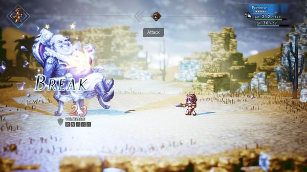 Скриншот №9 к OCTOPATH TRAVELER™