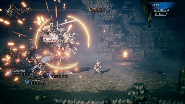 Скриншот №3 к OCTOPATH TRAVELER™