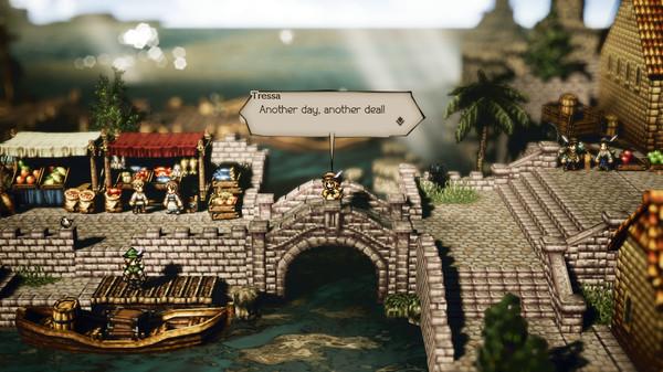 Скриншот №13 к OCTOPATH TRAVELER™