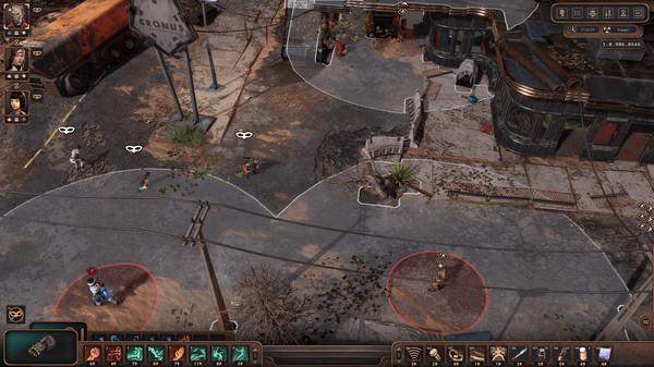 Скриншот №8 к Encased A Sci-Fi Post-Apocalyptic RPG