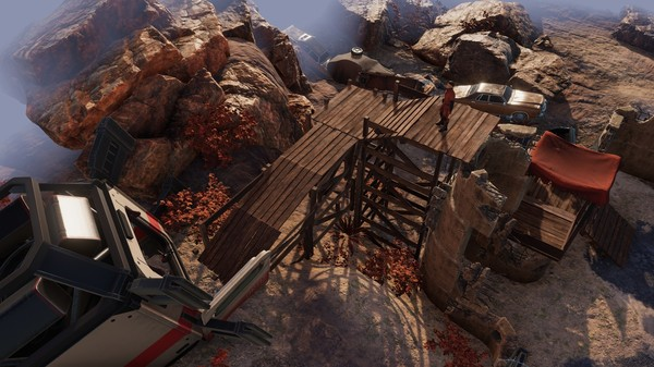 Скриншот №11 к Encased A Sci-Fi Post-Apocalyptic RPG