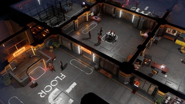 Скриншот №5 к Encased A Sci-Fi Post-Apocalyptic RPG