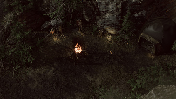 Скриншот №10 к Encased A Sci-Fi Post-Apocalyptic RPG
