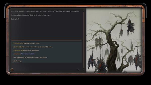 Скриншот №6 к Encased A Sci-Fi Post-Apocalyptic RPG