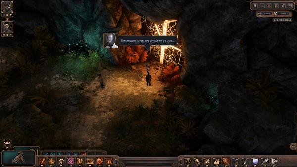 Скриншот №1 к Encased A Sci-Fi Post-Apocalyptic RPG