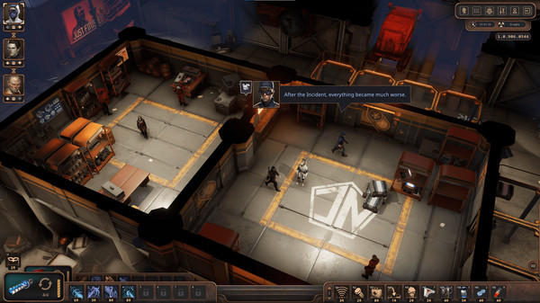 Скриншот №7 к Encased A Sci-Fi Post-Apocalyptic RPG