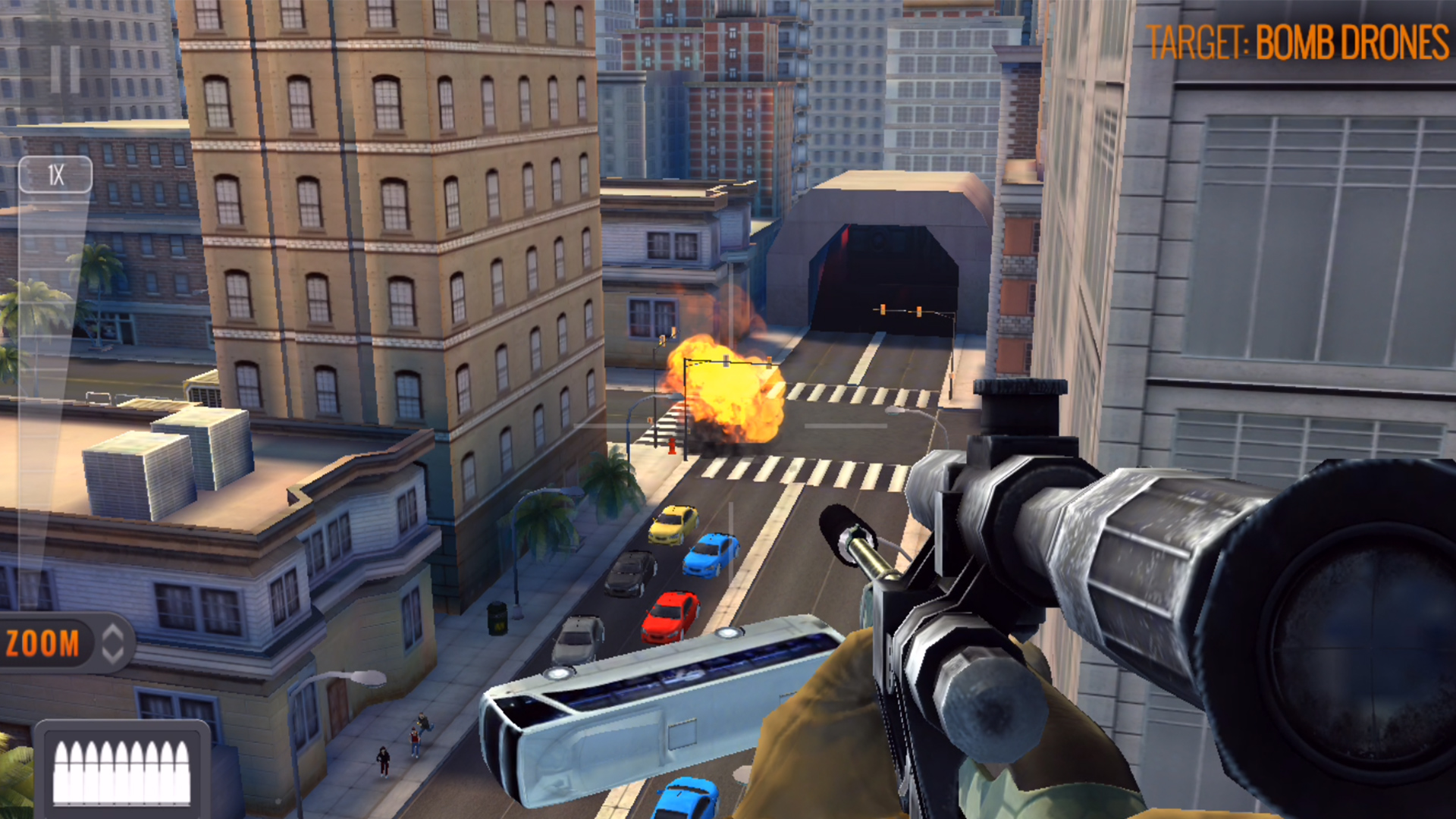 Sniper 3D Mod