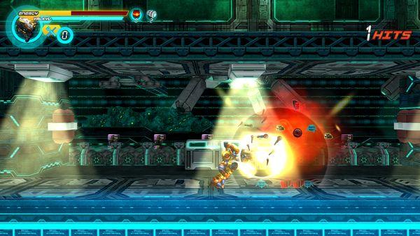 скриншот A.R.E.S.: Extinction Agenda 3