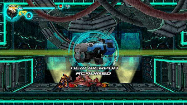 скриншот A.R.E.S.: Extinction Agenda 4