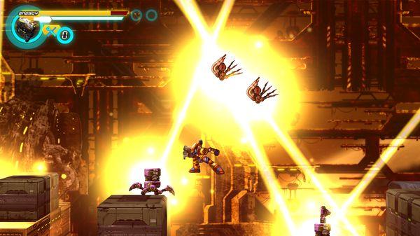 скриншот A.R.E.S.: Extinction Agenda 0