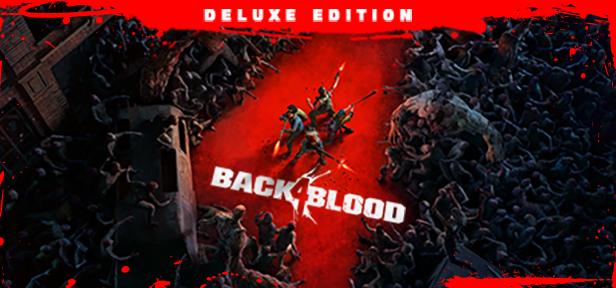 Купить Back 4 Blood ключ