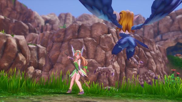 скриншот Trials of Mana 1