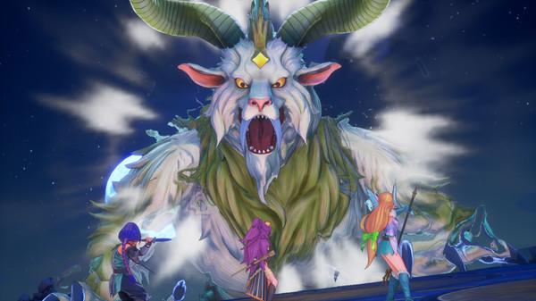 скриншот Trials of Mana 2