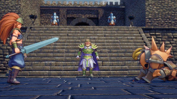 скриншот Trials of Mana 0