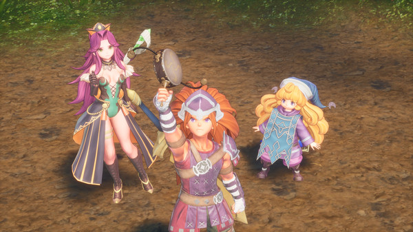 Скриншот №7 к Trials of Mana