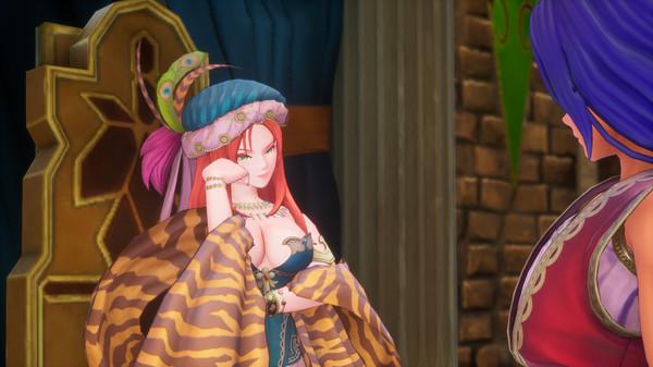 скриншот Trials of Mana 4
