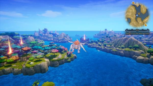 Скриншот №8 к Trials of Mana