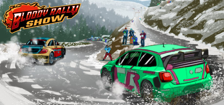 Bloody Rally Show Cover Image