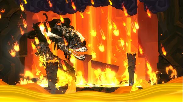 Screenshot of Bladed Fury