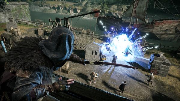 Hood: Outlaws & Legends скриншот