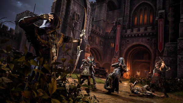 Скриншот №3 к Hood Outlaws  Legends