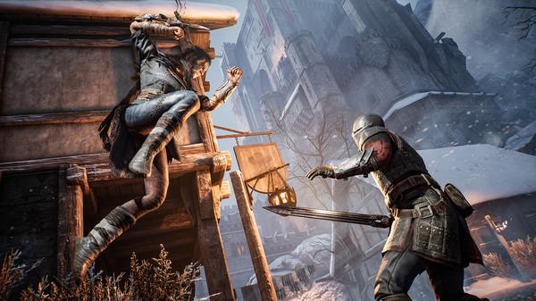 Скриншот №4 к Hood Outlaws  Legends
