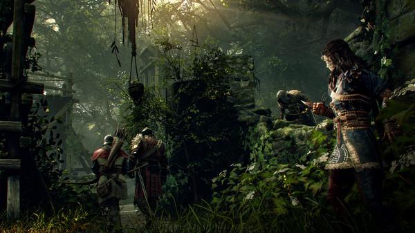 Скриншот №8 к Hood Outlaws  Legends