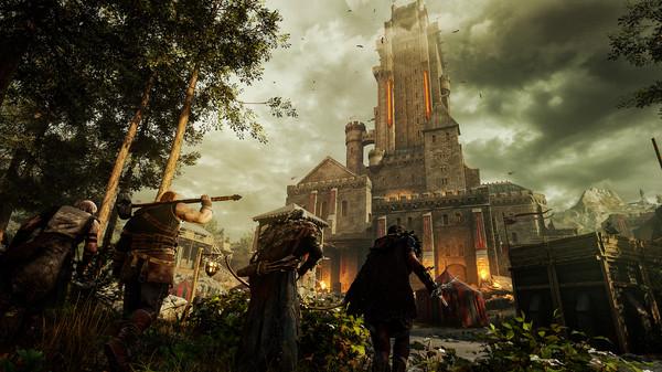 Скриншот №2 к Hood Outlaws  Legends