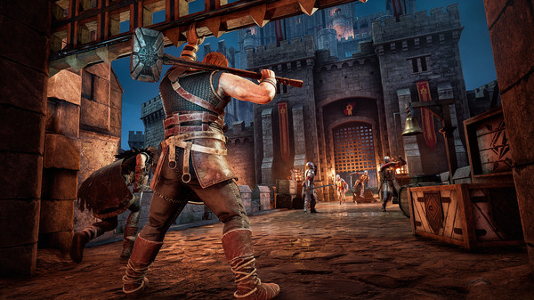 Скриншот №6 к Hood Outlaws  Legends