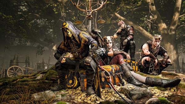 Скриншот №1 к Hood Outlaws  Legends