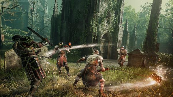 Скриншот №5 к Hood Outlaws  Legends