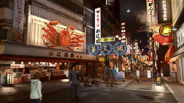 Скриншот №2 к Yakuza Kiwami 2